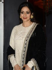 Sridevi, Boney Kapoor at the Audio release of Mirzya