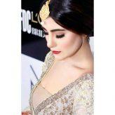 Shamsha Hashwani Bridal Collection at PLBW 2016 Sohai Ali Abro