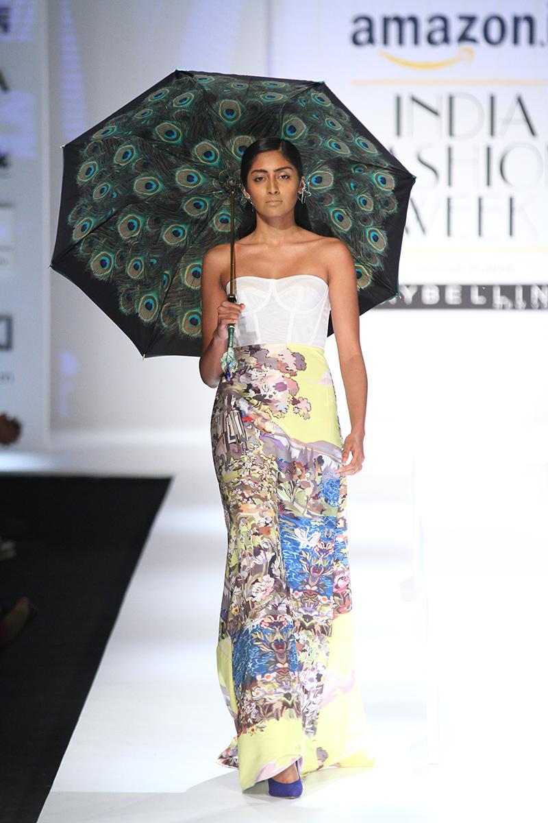 Italian Fashion Show at Amazon India Fashion Week 2017 - AIFWSS17Italian Fashion Show at Amazon India Fashion Week 2017 - AIFWSS17