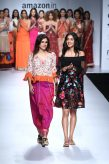 Rina Dhaka At Amazon India Fashion Week 2017 - AIFWSS17