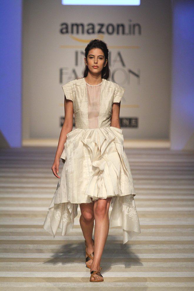 Road to Chanderi at Amazon India Fashion Week Spring/Summer 2017 – AIFW2016