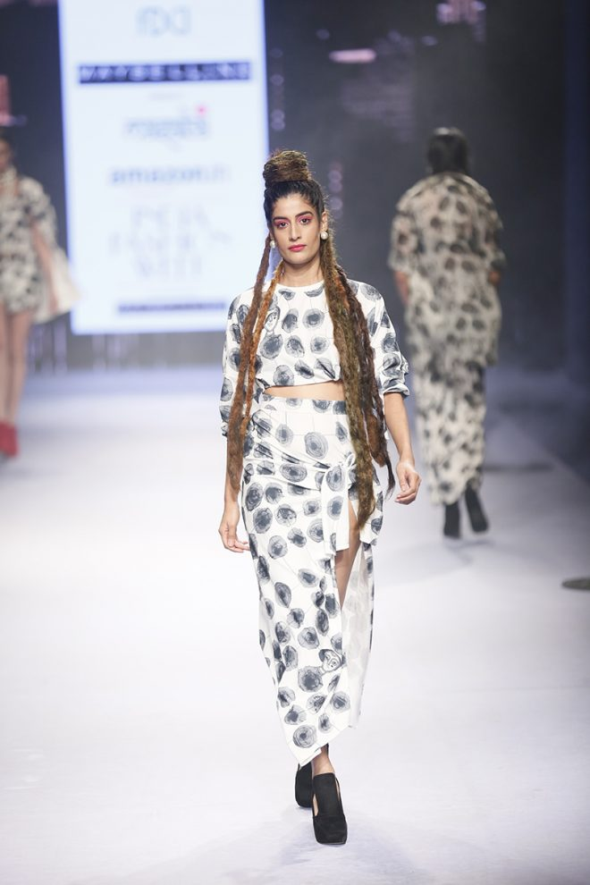 Masaba at Amazon India Fashion Week 2017 – AIFWSS17