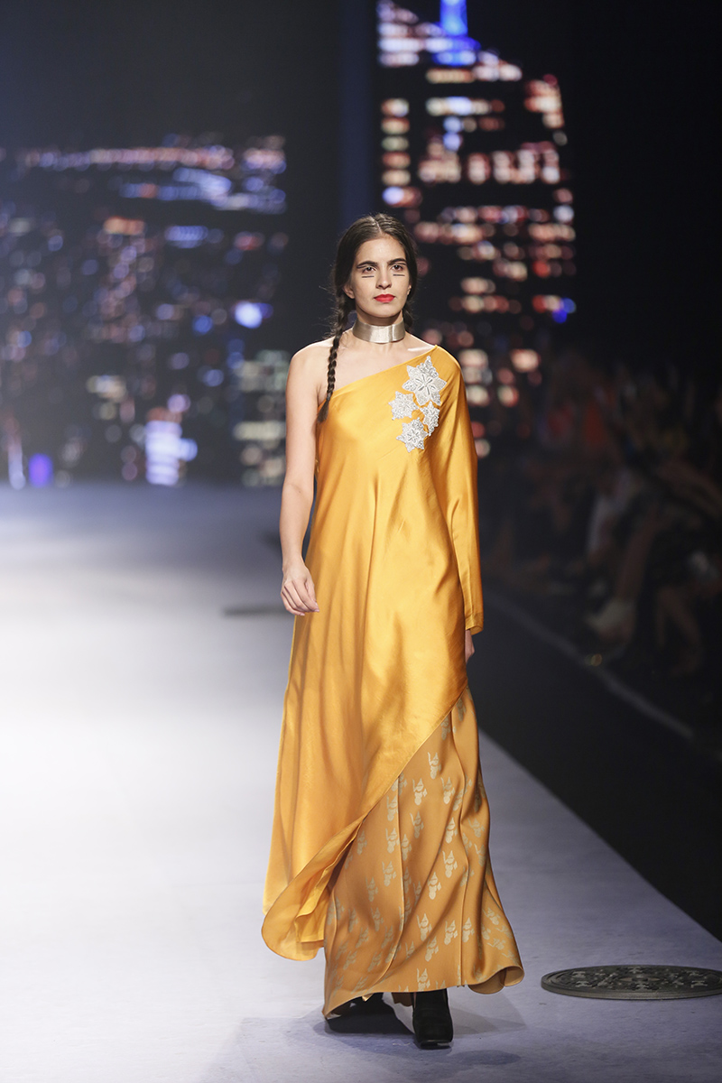 Masaba at Amazon India Fashion Week 2017 - AIFWSS17