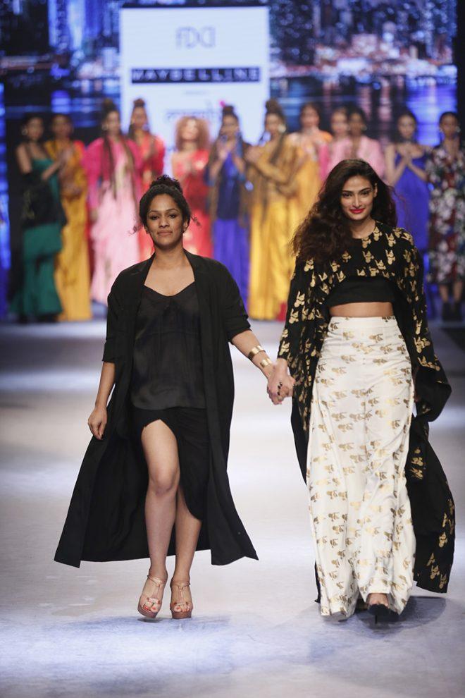 Masaba at Amazon India Fashion Week 2017 – AIFWSS17