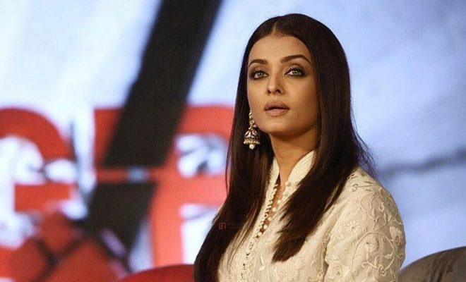 Aishwarya Rai In Rohit Bal Dress