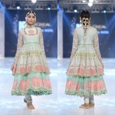 Ali Xeeshan Khamoshi Collection at PLBW 2016