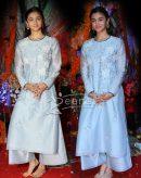 Alia Bhatt in AM PM Fashion Kurta