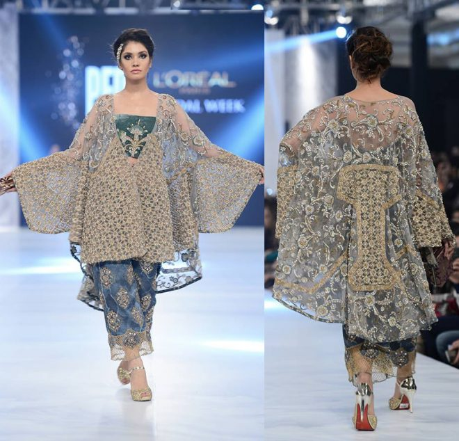 "Mahgul ""The Trunks of Sabine"" Collection at PLBW16"