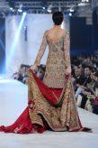 Shamsha Hashwani Bridal Collection at PLBW 2016