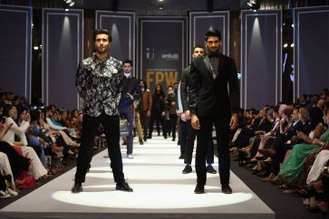 Amir Adnan The Way Forward Collection at FPW 2016 - #FPW16