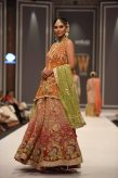 Deepak Perwani Ishq Bridal Collection at FPW 2016