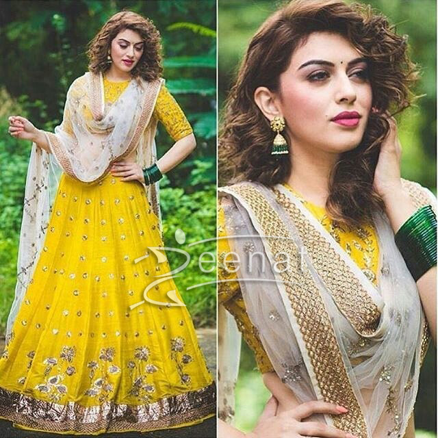 Lehenga Choli Can NEVER Go Out Of Fashion - Have A look at Our Divas
