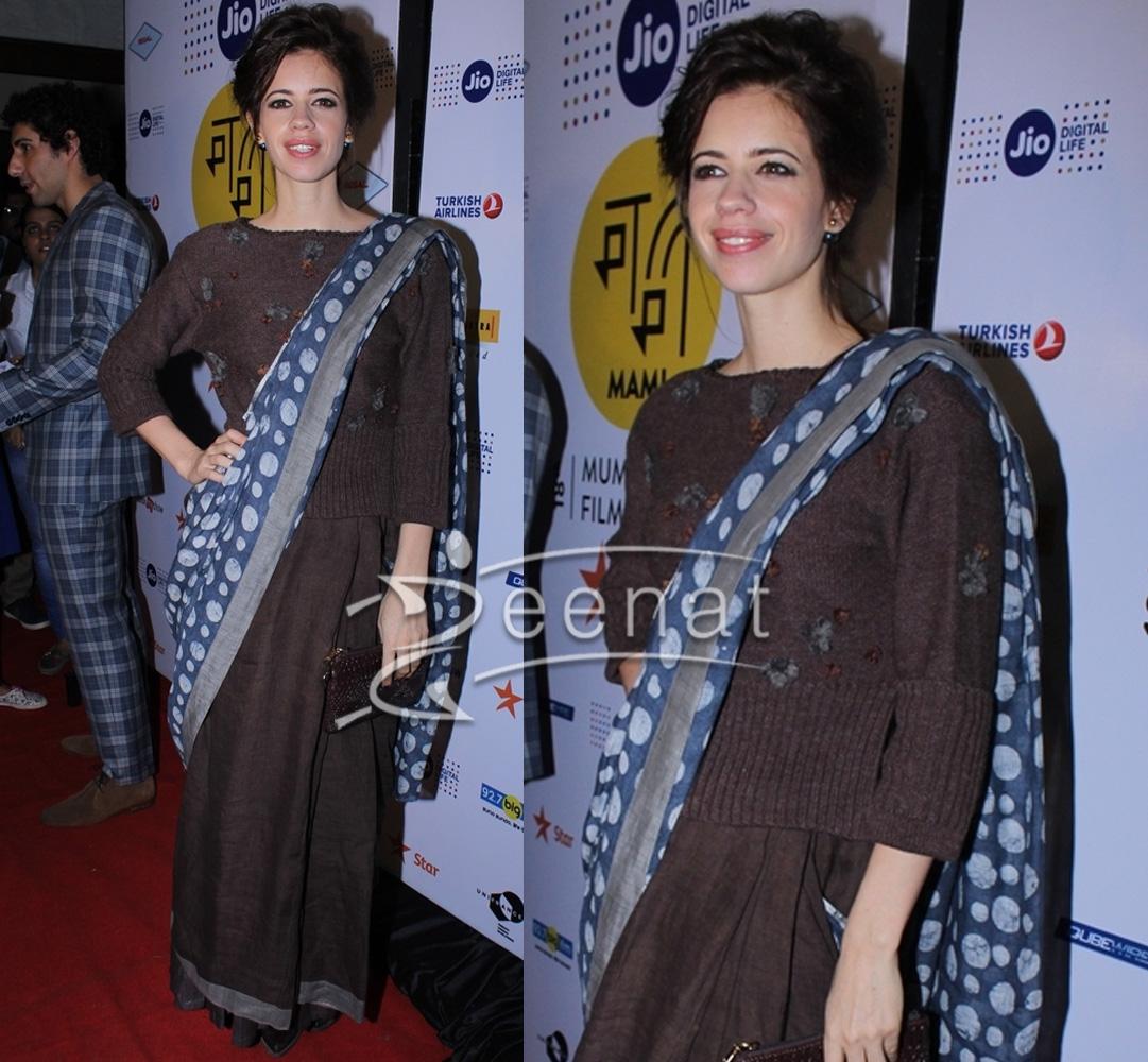 Kalki Koechlin Jio MAMI 18th Mumbai Film Festival