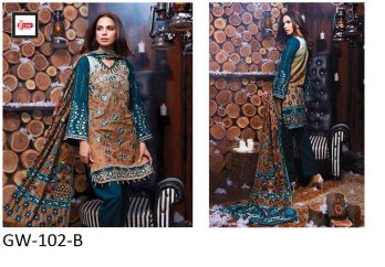Lakhani Silk Mills LSM Winter Collection 2016