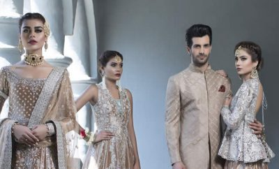 Sania Maskatiya August Dream Bridal Collection 2016