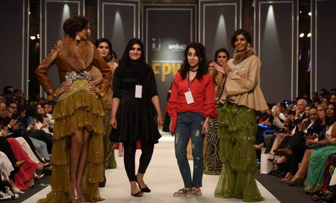 """Sobia Nazir """"The Forbidden Land"""" Collection at FPW2016 – Day 1"""