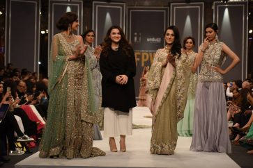 "Suffuse by Sana Yasir ""Freesia"" Collection at FPW 2016 