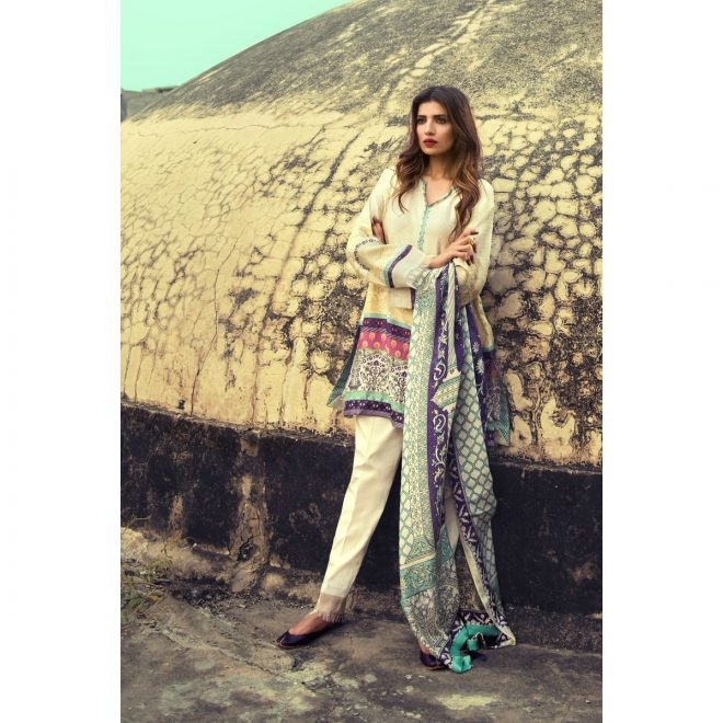 Zara Shahjahan Silk Collection 2016