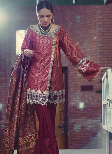 Heritage Collection 2016 by Saira Rizwan