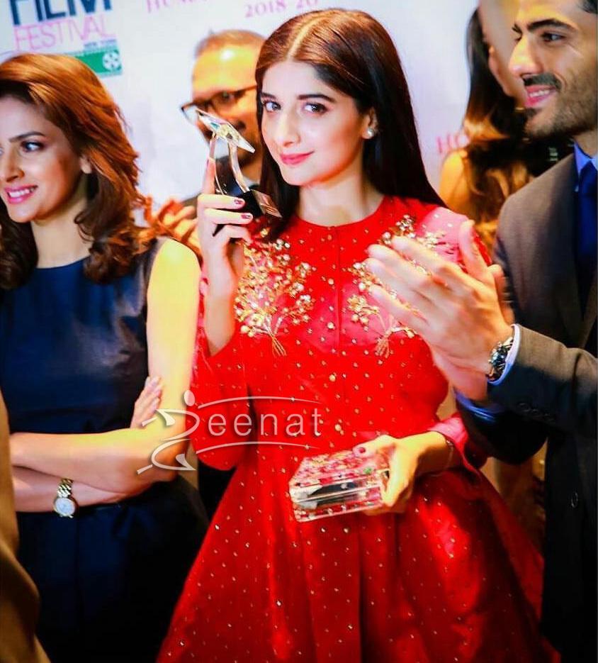 Mawra Hocane at Pakistan Film Festival in New York