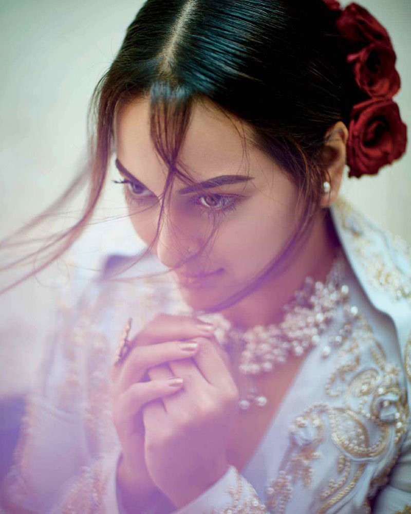 Sonakshi Sinha For Femina India Cover
