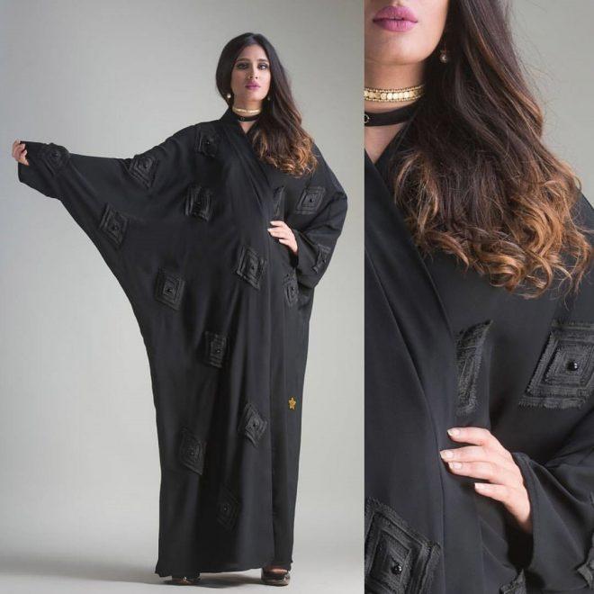 Black Orchid Abaya Designs