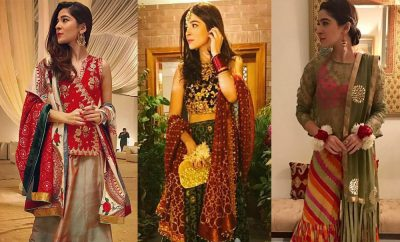 Ayesha Omar in Rano Sheirloom, Tena Durrani and Generation PK