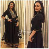 Preity Zinta Gorgeous In Anita Dongre Anarkali