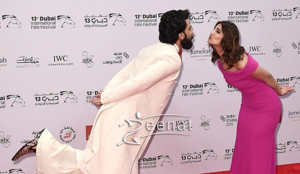 Blast from the past! How Dapper Ranveer looked at DIFF2016