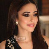 Ainy Jaffri In Shehla Chatoor Balu Mahi Promotion