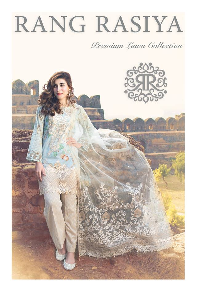 Rang Rasiya Spring/Summer Collection 2017