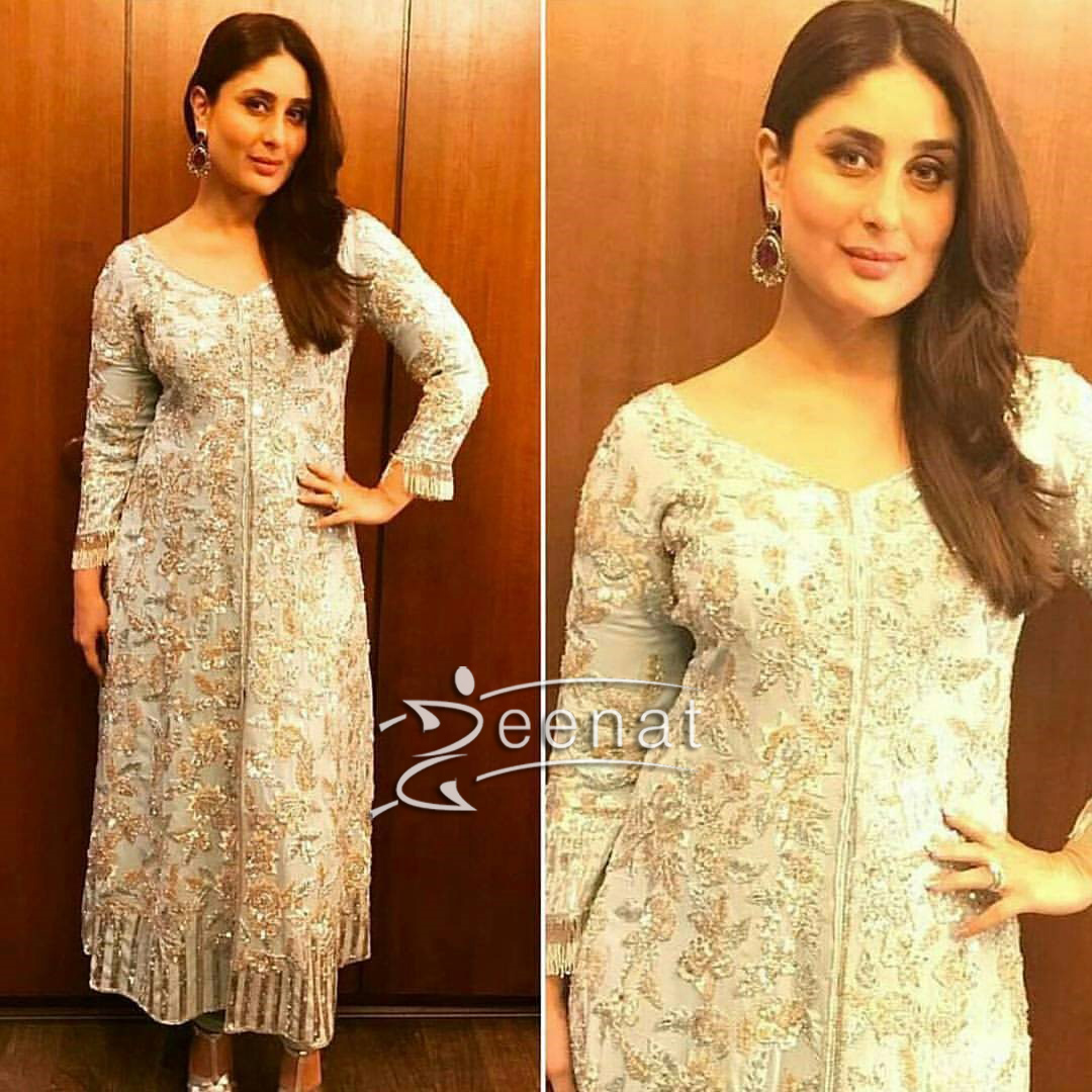 Kareena And Karisma In Manish Malhotra's Ensemble