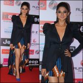 Jennifer Winget at the HT MOST STYLISH AWARDS 2017