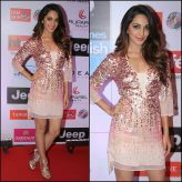 Kiara Alia Advani at the HT MOST STYLISH AWARDS 2017
