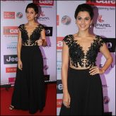 Taapsee Pannu at the HT MOST STYLISH AWARDS 2017
