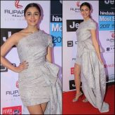 Alia Bhatt at the HT MOST STYLISH AWARDS 2017