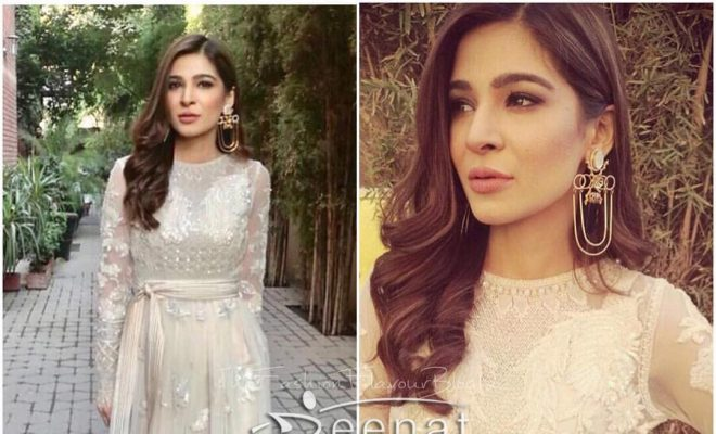 Ayesha Omar in Tena Durrani for PSL Final #PSL17