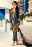 Cross Stitch Summer Lawn Collection 2017 featuring Ainy Jaffri