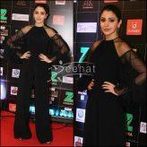 Anushka Sharma in Gauri and Nainika Jumpsuit at Zee Cine Awards 2017