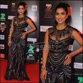 Pallavi Sharda in Gavin Muguel Couture at Zee Cine Awards 2017