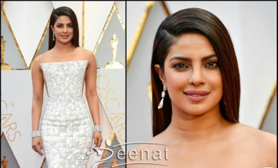 Priyanka Chopra at The Oscars 2017 - #Oscar17