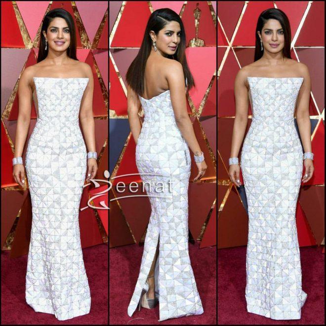 Priyanka Chopra at The Oscars 2017 – #Oscar17