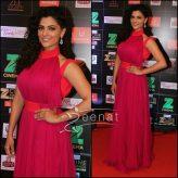 Saiyami in Karoline Lang Gown Zee Cine Awards 2017