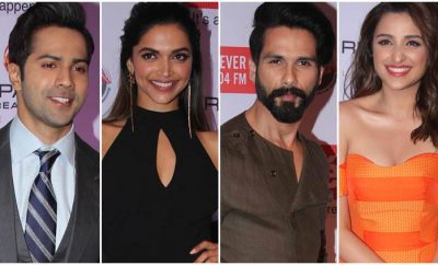 HT Most Stylish Awards 2017