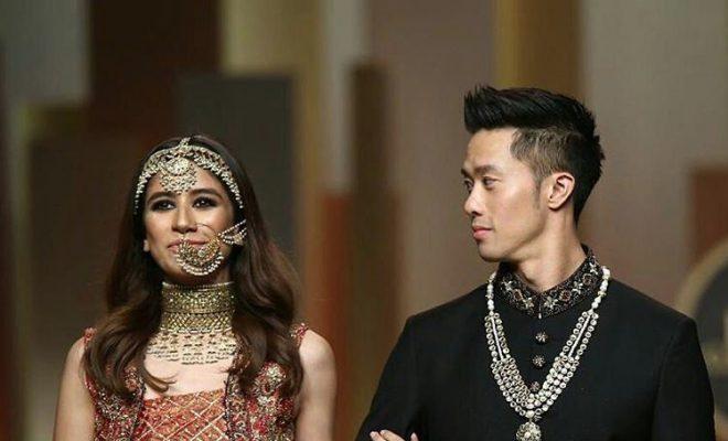Syra Shehroz and Kent S. Leung at QHBCW17 - Chalay Thay Saath