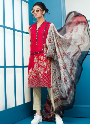Arisha Chowdary Summer Lawn Collection 2018 (12)