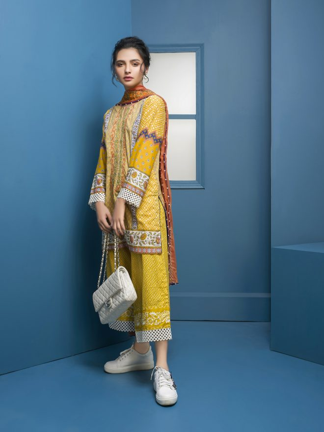 Arisha Chowdary Summer Lawn Collection 2018 (14)