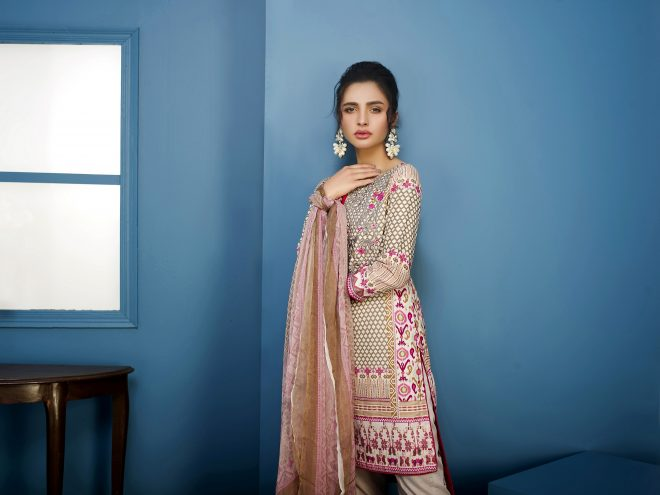 Arisha Chowdary Summer Lawn Collection 2018 (20)