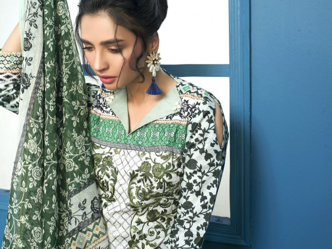 Arisha Chowdary Summer Lawn Collection 2018 (27)