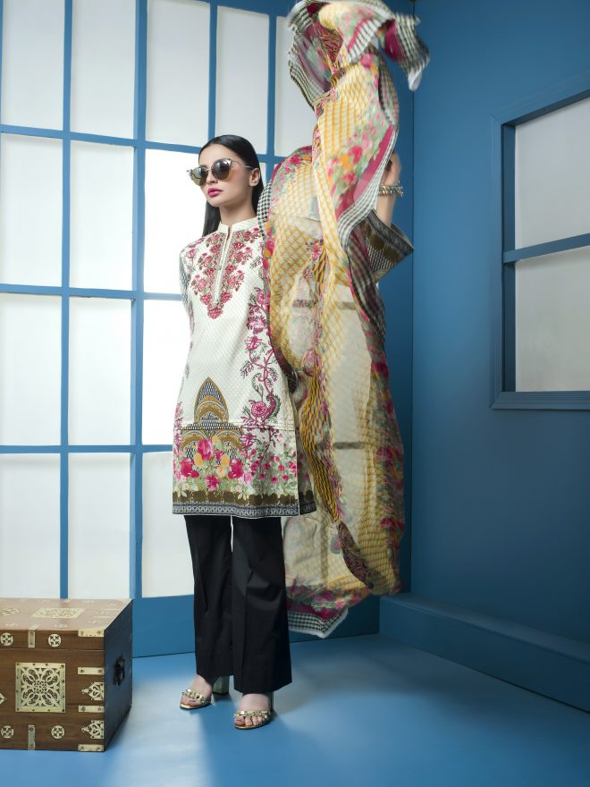 Arisha Chowdary Summer Lawn Collection 2018 (33)